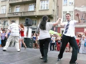 суинг танци на София Диша 2013