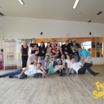1st West Coast Swing workshop