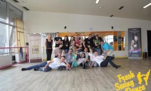 1st West Coast Swing workshop
