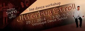 jitterbug stroll workshop