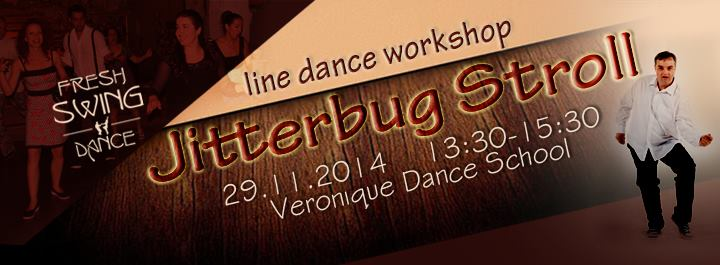 jitterbug stroll workshop