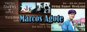 уъркшоп по суинг танци с Marcos Agote